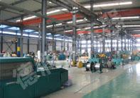 新疆s11油浸式变压器生产线